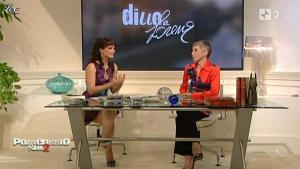 Lorena Bianchetti dans Dillo à Lorena - 14/10/10 - 01