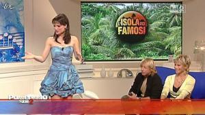 Lorena Bianchetti dans Dillo à Lorena - 15/02/11 - 06