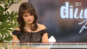 Lorena Bianchetti dans Dillo à Lorena - 15/11/10 - 09
