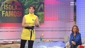 Lorena Bianchetti dans Dillo à Lorena - 16/03/11 - 01