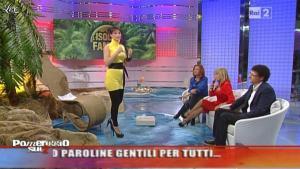 Lorena Bianchetti dans Dillo à Lorena - 16/03/11 - 04