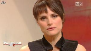 Lorena Bianchetti dans Dillo à Lorena - 17/01/11 - 01