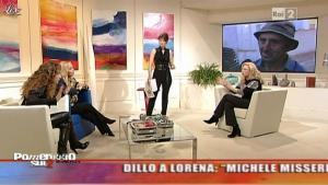 Lorena Bianchetti dans Dillo à Lorena - 17/01/11 - 03