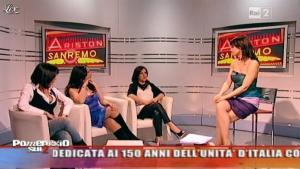 Lorena Bianchetti dans Dillo à Lorena - 18/02/11 - 02