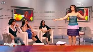 Lorena Bianchetti dans Dillo à Lorena - 18/02/11 - 06