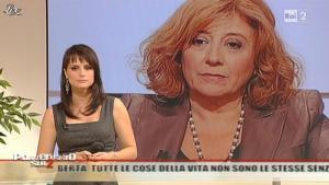 Lorena Bianchetti dans Dillo à Lorena - 18/10/10 - 06