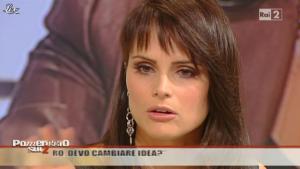 Lorena Bianchetti dans Dillo à Lorena - 18/10/10 - 08