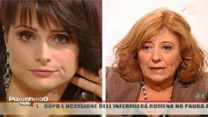 Lorena Bianchetti dans Dillo à Lorena - 18/10/10 - 16