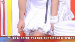 Lorena Bianchetti dans Dillo à Lorena - 19/04/11 - 03
