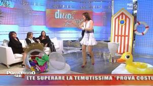 Lorena Bianchetti dans Dillo à Lorena - 19/04/11 - 05