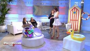 Lorena Bianchetti dans Dillo à Lorena - 19/04/11 - 08