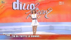 Lorena Bianchetti dans Dillo à Lorena - 19/04/11 - 10