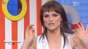 Lorena Bianchetti dans Dillo à Lorena - 19/04/11 - 15