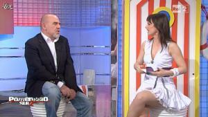 Lorena Bianchetti dans Dillo à Lorena - 19/04/11 - 16