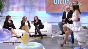 Lorena Bianchetti dans Dillo à Lorena - 19/04/11 - 17