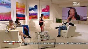 Lorena Bianchetti dans Dillo à Lorena - 23/02/11 - 03