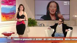 Lorena Bianchetti dans Dillo à Lorena - 23/02/11 - 04