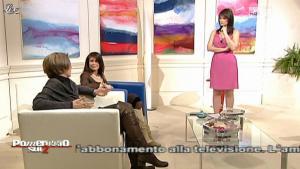 Lorena Bianchetti dans Dillo à Lorena - 25/01/11 - 10
