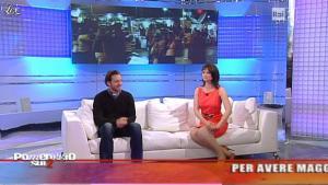 Lorena Bianchetti dans Dillo à Lorena - 28/04/11 - 02
