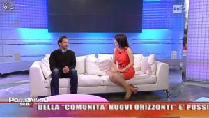 Lorena Bianchetti dans Dillo à Lorena - 28/04/11 - 04