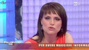Lorena Bianchetti dans Dillo à Lorena - 28/04/11 - 06
