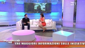 Lorena Bianchetti dans Dillo à Lorena - 28/04/11 - 08