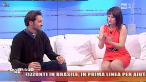 Lorena Bianchetti dans Dillo à Lorena - 28/04/11 - 11