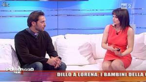 Lorena Bianchetti dans Dillo à Lorena - 28/04/11 - 12