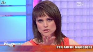 Lorena Bianchetti dans Dillo à Lorena - 28/04/11 - 14