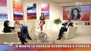 Lorena Bianchetti dans Dillo à Lorena - 31/01/11 - 05