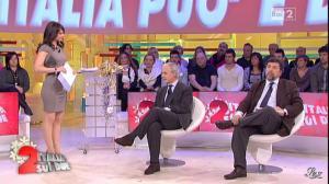 Lorena Bianchetti dans Italia Sul Due - 03/01/12 - 02