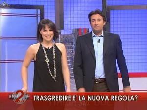 Lorena Bianchetti dans Italia Sul Due - 04/11/09 - 01