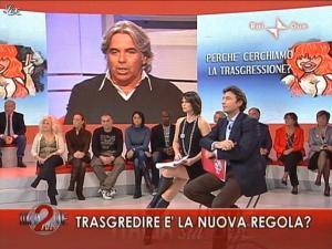 Lorena Bianchetti dans Italia Sul Due - 04/11/09 - 04