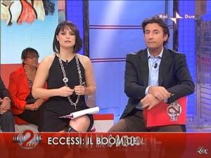 Lorena Bianchetti dans Italia Sul Due - 04/11/09 - 05