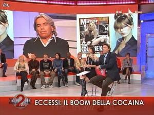 Lorena Bianchetti dans Italia Sul Due - 04/11/09 - 06