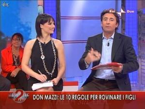Lorena Bianchetti dans Italia Sul Due - 04/11/09 - 08