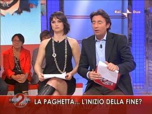 Lorena Bianchetti dans Italia Sul Due - 04/11/09 - 10