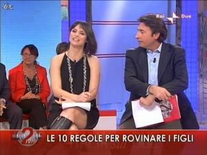 Lorena Bianchetti dans Italia Sul Due - 04/11/09 - 11