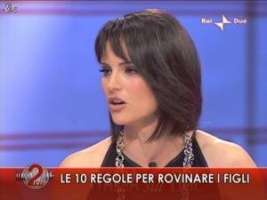 Lorena Bianchetti dans Italia Sul Due - 04/11/09 - 12