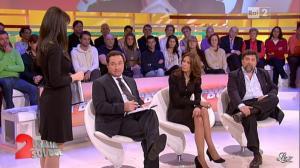 Lorena Bianchetti dans Italia Sul Due - 07/11/11 - 02