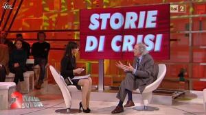 Lorena Bianchetti dans Italia Sul Due - 07/11/11 - 04