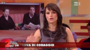 Lorena Bianchetti dans Italia Sul Due - 20/10/11 - 04