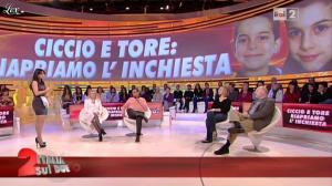 Lorena Bianchetti dans Italia Sul Due - 20/10/11 - 07