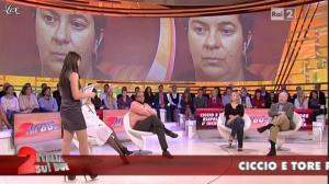 Lorena Bianchetti dans Italia Sul Due - 20/10/11 - 09