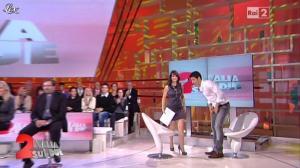 Lorena Bianchetti dans Italia Sul Due - 20/10/11 - 12