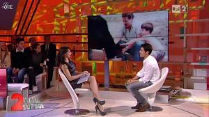 Lorena Bianchetti dans Italia Sul Due - 20/10/11 - 14
