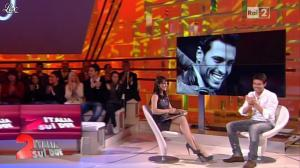 Lorena Bianchetti dans Italia Sul Due - 20/10/11 - 15
