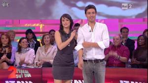 Lorena Bianchetti dans Italia Sul Due - 20/10/11 - 22