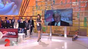 Lorena Bianchetti dans Italia Sul Due - 20/10/11 - 24