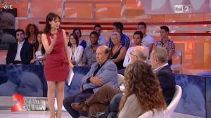 Lorena Bianchetti dans Italia Sul Due - 29/09/11 - 04